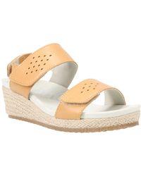 Propet Madrid Sandals - Metallic