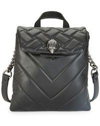 Kurt Geiger Kensington Leather Backpack