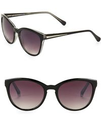 Vince Camuto - 50.8mm Cat Eye Sunglasses - Lyst