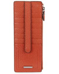 Lodis - Stephanie Textured Leather Credit Card Case - Lyst