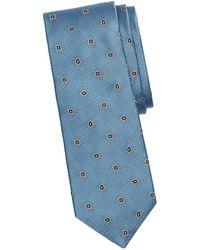 Brooks Brothers - Textured Neat Silk Tie - Lyst
