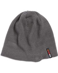 32 Degrees - Waffle Knit Or Smooth Beanie - Lyst
