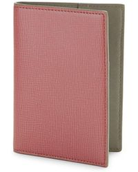 Lodis - Business Chic Rfid Leather Passport Cover - Lyst