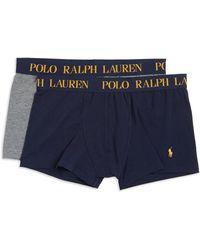 Polo Ralph Lauren 2-pack Boxer Briefs Set - Blue