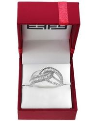Effy - Classique 0.98 Tcw Diamonds And 14k White Gold Ring - Lyst