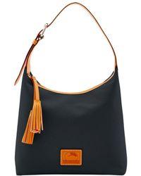 Dooney & Bourke - Patterson Leather Paige Hobo - Lyst