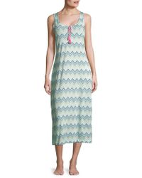 Sesoire - Print Nightgown - Lyst