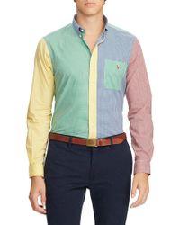 Polo Ralph Lauren - Cotton Fun Shirt - Lyst