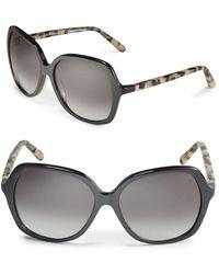 Kate Spade - Square Sunglasses - Lyst