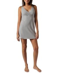 Naked - Essential Cotton Chemise - Lyst