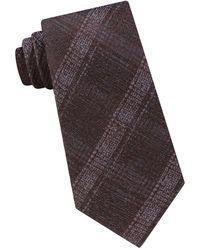 Michael Kors - Briarcliff Check Silk Tie - Lyst
