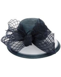 Giovannio - Bow Embellished Hat - Lyst