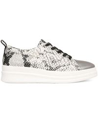 Naturalizer Yarina Leather Trainers - Multicolour