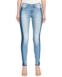 Jessica Simpson - Kiss Me Super Skinny Jeans - Lyst