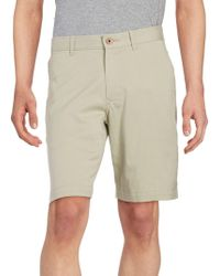 Tommy Bahama - Offshore Stretch-cotton Shorts - Lyst