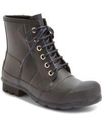 HUNTER - Original Rubber Rain Boots - Lyst