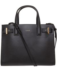 Lodis - Stephanie Tara Medium Leather Satchel - Lyst
