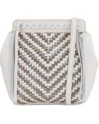 Kooba - Aisha Leather Crossbody Bag - Lyst