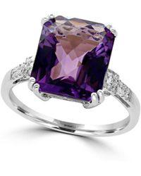 Effy Diamonds - Purple