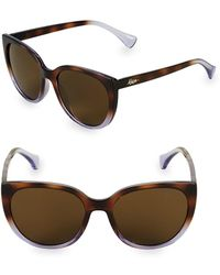 Pink Pony - Youth & Fashion 55mm Square Sunglasses - Lyst