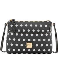 Dooney & Bourke - Ginger Polka Dot Crossbody Bag - Lyst