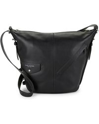 Marc Jacobs - The Sling Leather Hobo Bag - Lyst