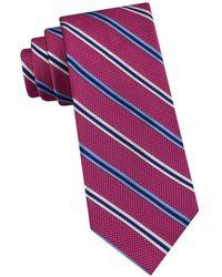 Ted Baker - Herringbone Stripe Tie - Lyst