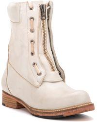 Vintage Foundry Co. Filo Boot - White