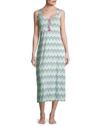Sesoire - Print Nightgown - Lyst