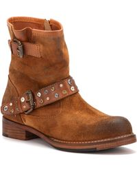Vintage Foundry Co. Miriam Boot - Brown