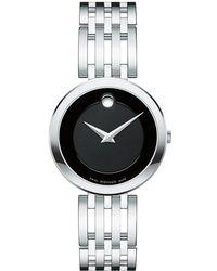 Movado Modern Classic Watch - Metallic