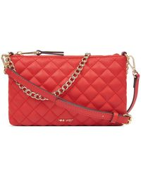 Nine West - Small Quilted Pouchette - Lyst