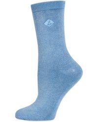 Sperry Top-Sider - Salt Wash Crew Socks - Lyst