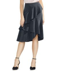 Vince Camuto - Tiered Ruffle Skirt - Lyst