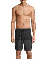 Hurley - Phantom Dot Rise Swim Shorts - Lyst