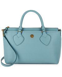 Anne Klein | Zip Top Handle Bag | Lyst
