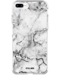 Ted Baker - Stone Cold Mont Blanc Iphone 6+/7+/8+ Case - Lyst