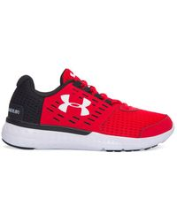 Under Armour - Mesh Lace-up Sneakers - Lyst