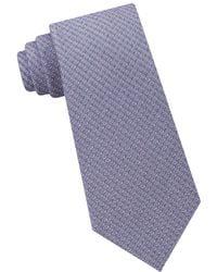 Michael Kors - Silk Shaded Links Tie - Lyst