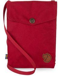 Fjallraven - Pocket Shoulder Bag - Lyst