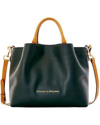 Dooney & Bourke - City Large Leather Barlow Tote - Lyst