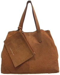 Chinese Laundry Ally Deconstructed Tote - Brown
