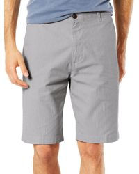 Dockers - Classic-fit Perfect Shorts - Lyst