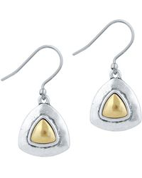 Lucky Brand - Pyramid Dangle & Drop Earrings - Lyst