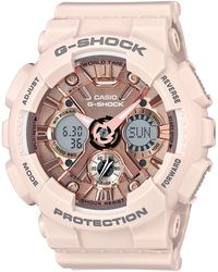 G-Shock S-series Chronograph Digital Buckled Watch