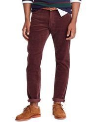 Polo Ralph Lauren - Prospect Straight Stretch Pant - Lyst