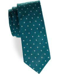Tallia Orange - Dotted Tie - Lyst