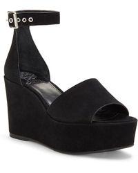 Vince Camuto - Korista Platform Sandals - Lyst