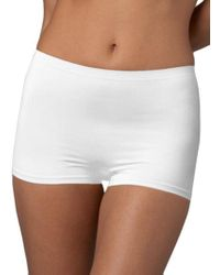 Hanro - Touch Feeling Boyleg Shorts - Lyst