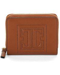 Ivanka Trump - Mini Leather Wallet - Lyst